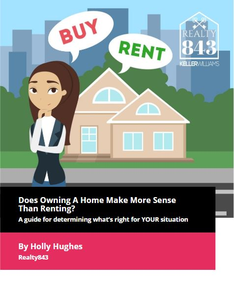 quick read, and it's filled with over a dozen thought-provoking topics. It makes sense for you to read this if you:  •  Question the value of owning a home. •  Have never owned a home. •  Owned a home, but went back to renting due to past financial issues. •  Simply want to think through which scenario (owning vs. renting) makes more sense